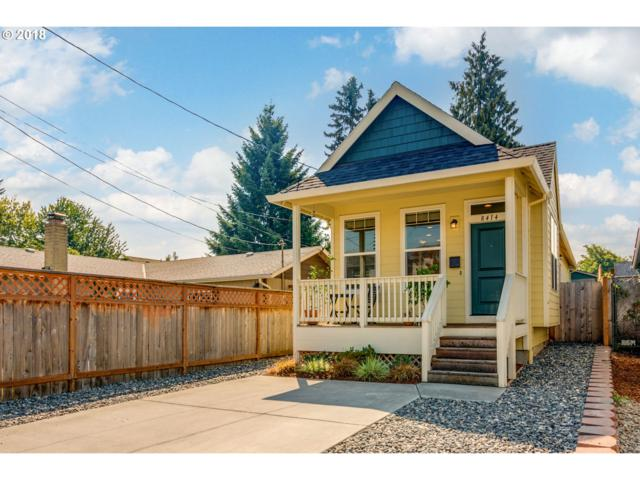 8414 NE Russell St, Portland, OR 97220 (MLS #18264407) :: The Dale Chumbley Group