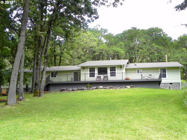 82499 Rattlesnake Rd, Dexter, OR 97431 (MLS #18265390) :: Harpole Homes Oregon