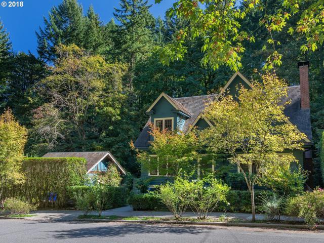 2752 SW Fairview Blvd, Portland, OR 97205 (MLS #18276029) :: Portland Lifestyle Team