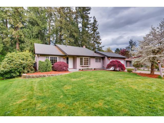 2676 SE Lupine Ct, Hillsboro, OR 97123 (MLS #18281051) :: The Dale Chumbley Group