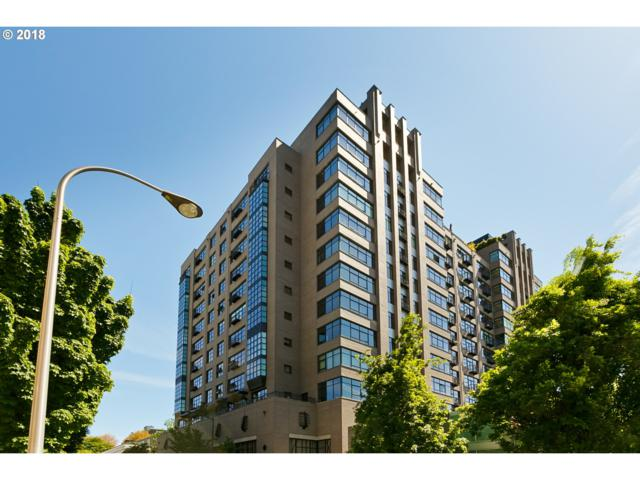 333 NW 9TH Ave #812, Portland, OR 97209 (MLS #18299699) :: Next Home Realty Connection