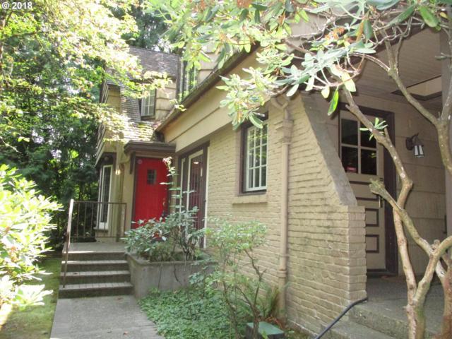 2840 SW Talbot Rd, Portland, OR 97201 (MLS #18310796) :: Harpole Homes Oregon
