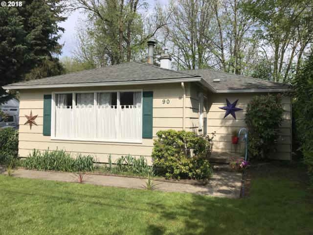 90 SW 131ST Ave, Beaverton, OR 97005 (MLS #18314556) :: Team Zebrowski
