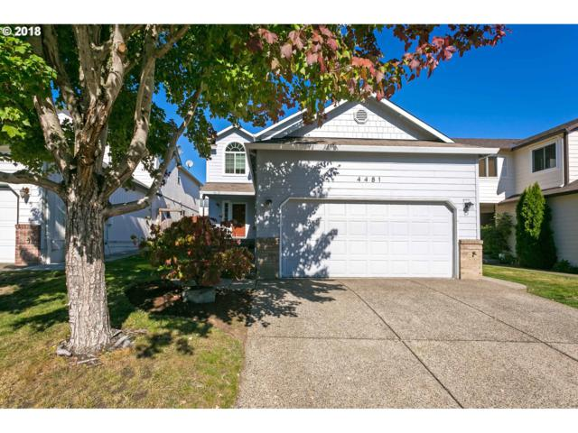 4481 SW Plumeria Way, Beaverton, OR 97078 (MLS #18319693) :: Fox Real Estate Group