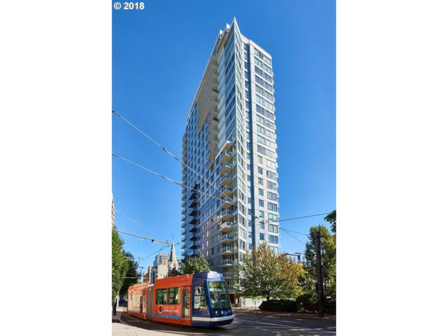 1500 SW 11TH Ave #2002, Portland, OR 97201 (MLS #18344084) :: McKillion Real Estate Group