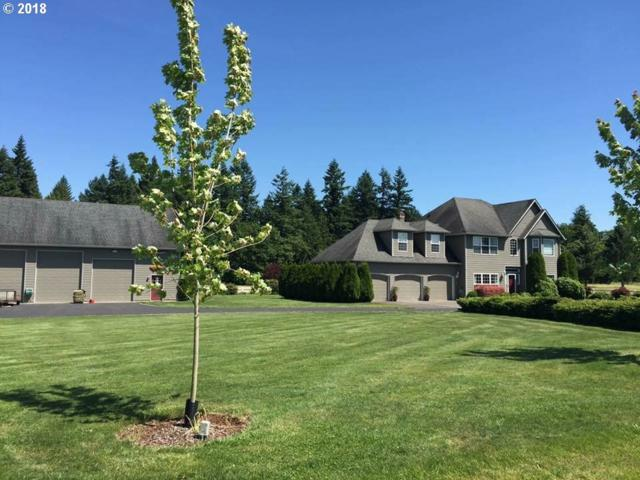 34811 NW 11TH Ave, La Center, WA 98629 (MLS #18348911) :: Hatch Homes Group