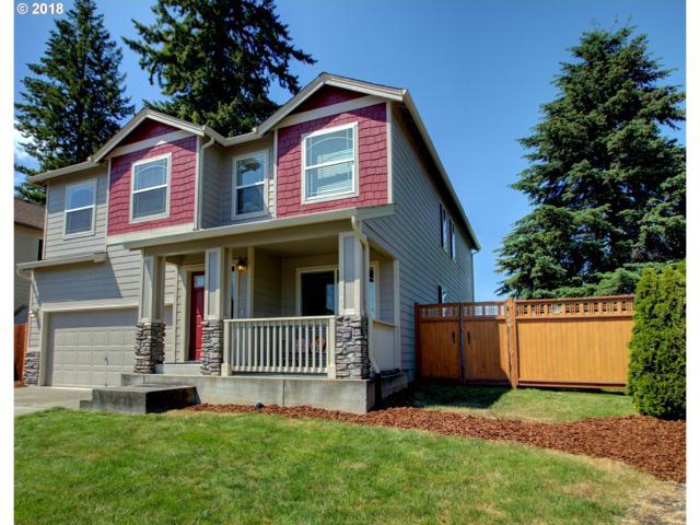 4710 NE 95TH Cir, Vancouver, WA 98665 (MLS #18350468) :: Portland Lifestyle Team