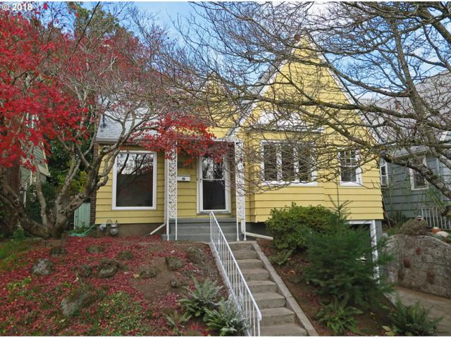 3291 SE Grant St, Portland, OR 97214 (MLS #18352341) :: Townsend Jarvis Group Real Estate