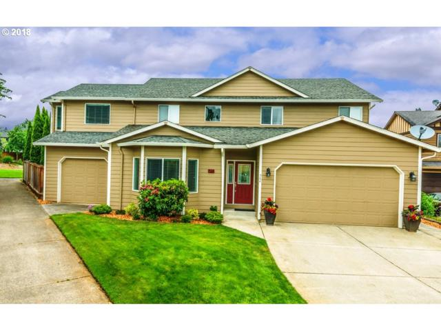 564 E 15TH Cir, La Center, WA 98629 (MLS #18354164) :: Cano Real Estate