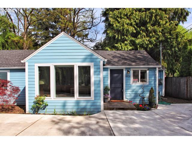4824 SW Shattuck Rd, Portland, OR 97221 (MLS #18354189) :: The Sadle Home Selling Team