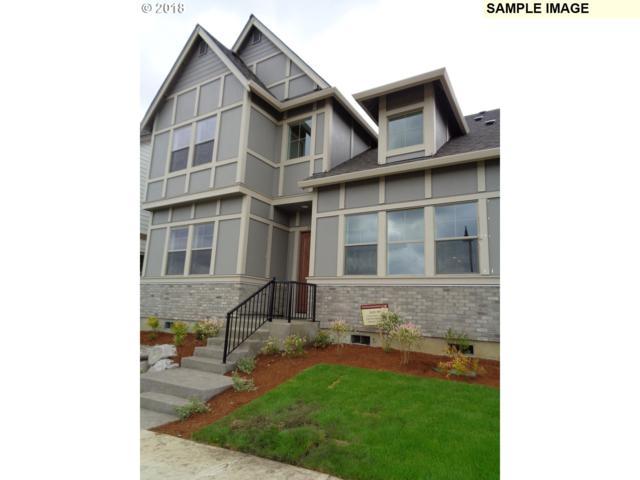 15271 NW Rossetta St L3, Portland, OR 97229 (MLS #18357746) :: Portland Lifestyle Team