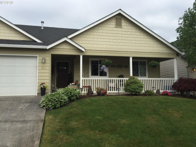 603 N 22ND Ct, Ridgefield, WA 98642 (MLS #18359673) :: McKillion Real Estate Group