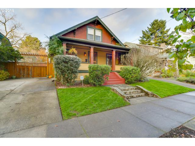 1005 SE Nehalem St, Portland, OR 97202 (MLS #18365974) :: The Sadle Home Selling Team