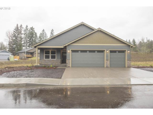 1355 NE Cascadia Ridge Dr, Estacada, OR 97023 (MLS #18383379) :: Change Realty