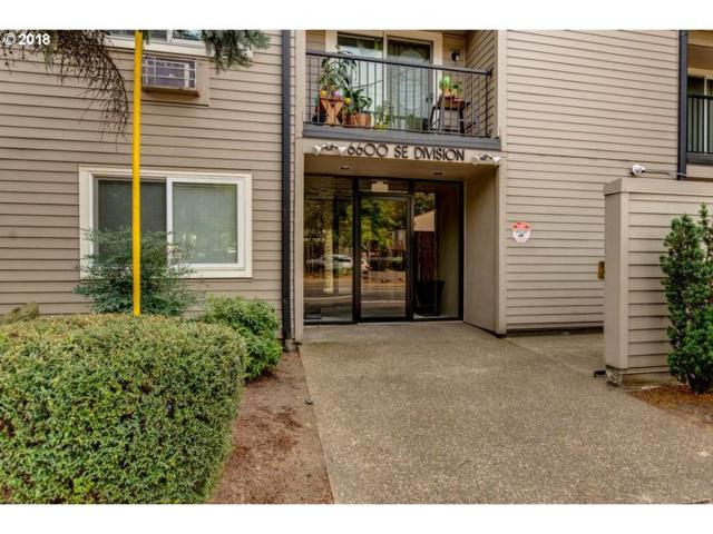 6600 SE Division St #202, Portland, OR 97206 (MLS #18386405) :: Next Home Realty Connection