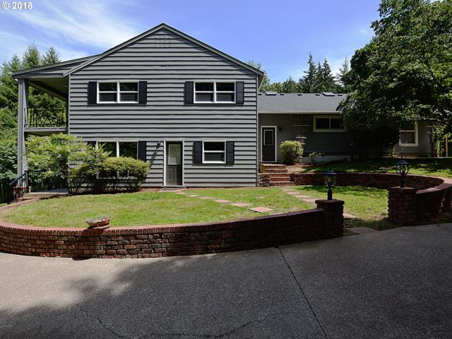 11735 SE Zion Hill Dr, Damascus, OR 97089 (MLS #18386645) :: The Dale Chumbley Group