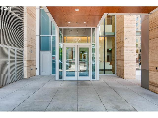 1001 NW Lovejoy St #303, Portland, OR 97209 (MLS #18391189) :: Team Zebrowski