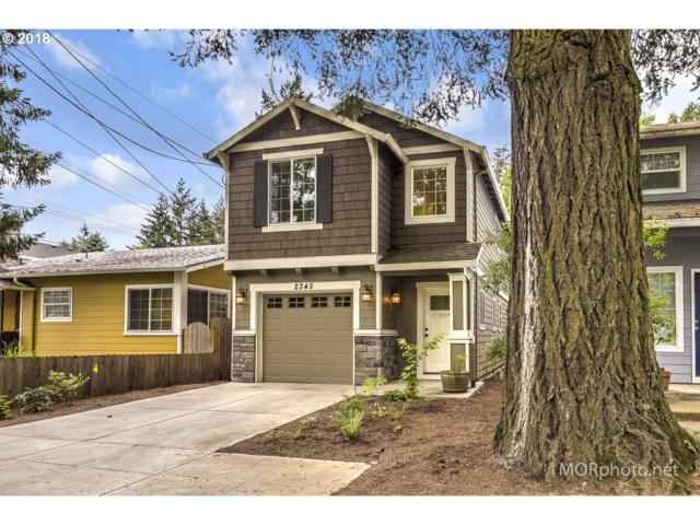 2345 SE 77TH Ave, Portland, OR 97215 (MLS #18393815) :: R&R Properties of Eugene LLC