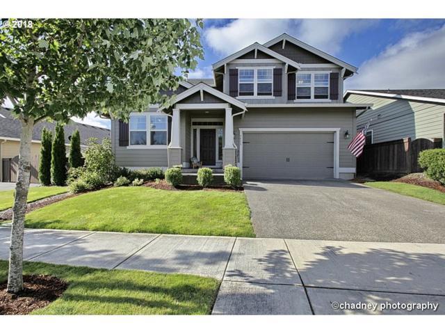 3513 N Pioneer Canyon Dr, Ridgefield, WA 98642 (MLS #18401343) :: Matin Real Estate