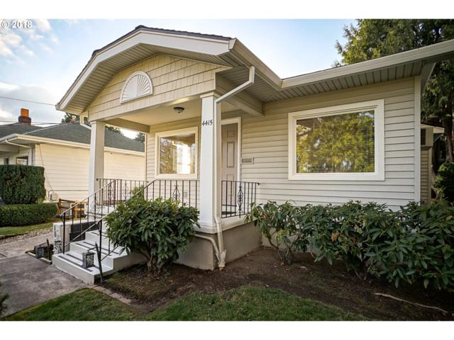 4415 SW Condor Ave, Portland, OR 97239 (MLS #18410807) :: Next Home Realty Connection