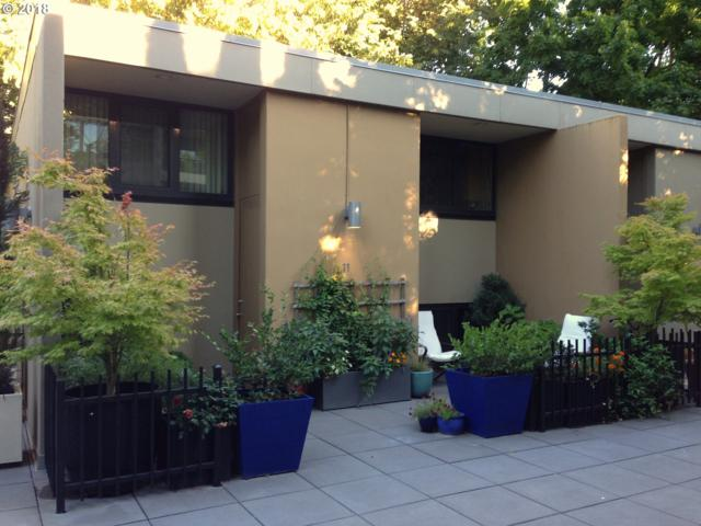 255 SW Harrison St Th11, Portland, OR 97201 (MLS #18412836) :: McKillion Real Estate Group