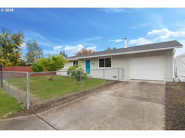 149 Char St, Roseburg, OR 97471 (MLS #18415152) :: Portland Lifestyle Team