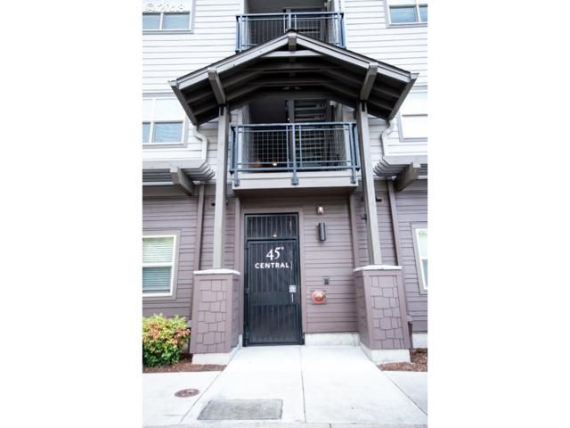 13875 SW Meridian St #320, Beaverton, OR 97005 (MLS #18416810) :: The Sadle Home Selling Team