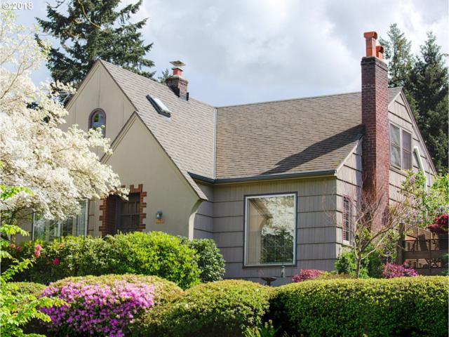 2716 NE Ainsworth St, Portland, OR 97211 (MLS #18423351) :: The Dale Chumbley Group