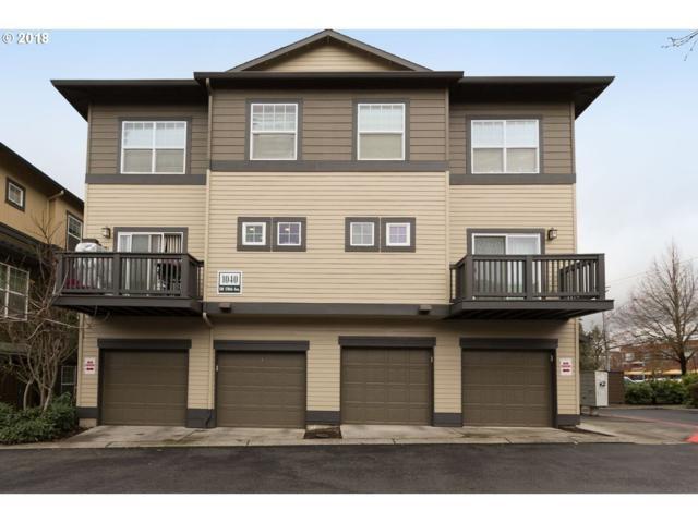 1040 SW 170TH Ave #201, Beaverton, OR 97003 (MLS #18429260) :: The Liu Group