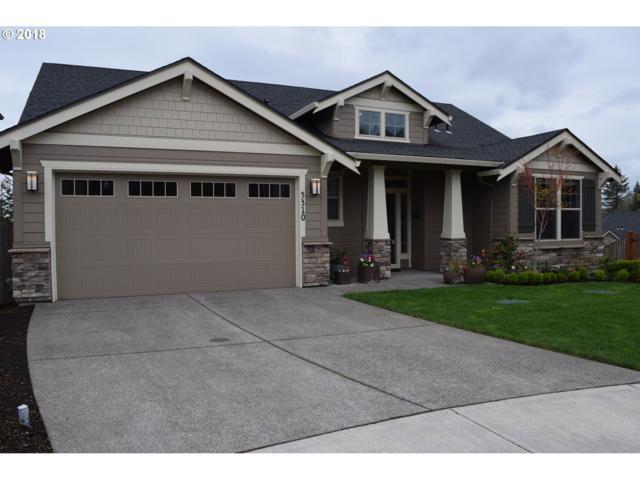 5310 NW 13TH Cir, Camas, WA 98607 (MLS #18433131) :: Cano Real Estate