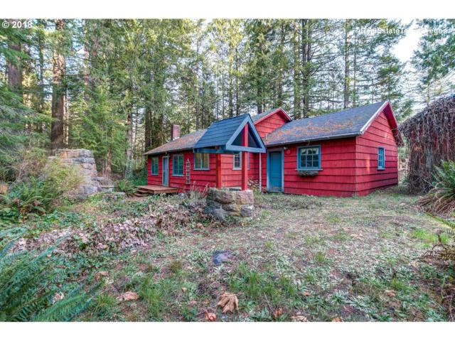 65840 E Springbrook St, Welches, OR 97067 (MLS #18434295) :: McKillion Real Estate Group