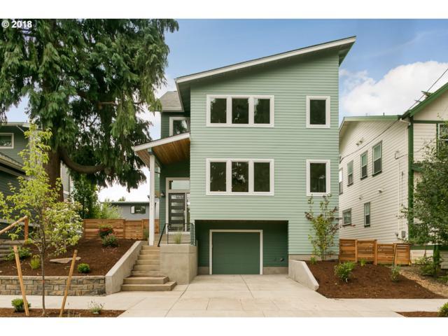 3536 SE Woodward St, Portland, OR 97202 (MLS #18443191) :: Hatch Homes Group