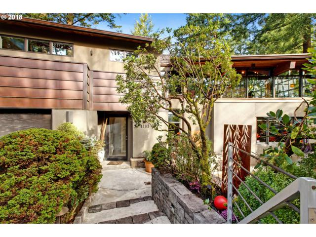 4183 SW Greenleaf Dr, Portland, OR 97221 (MLS #18446354) :: Hatch Homes Group