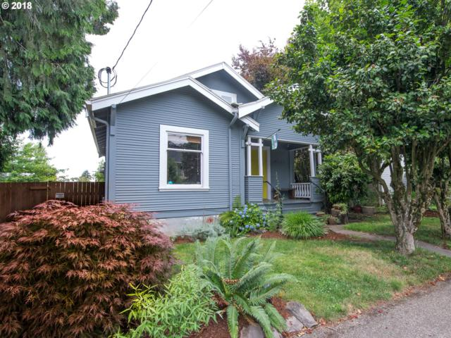 4911 SE 84TH Ave, Portland, OR 97266 (MLS #18449147) :: Fox Real Estate Group