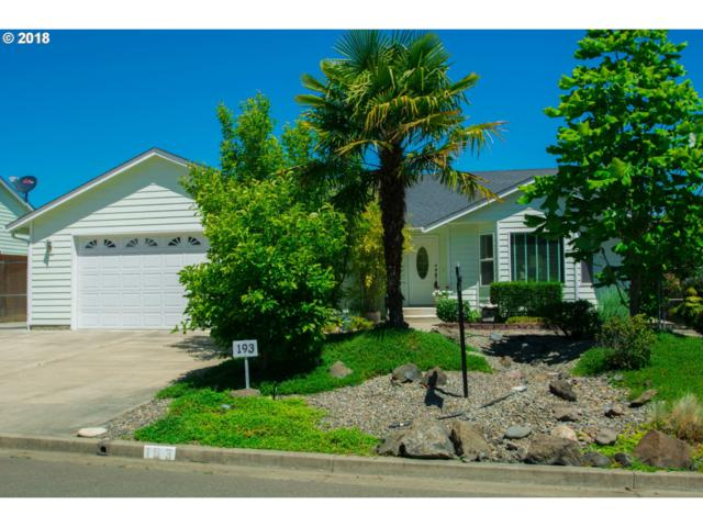 193 Rainbow Ridge Ave, Roseburg, OR 97471 (MLS #18479023) :: Team Zebrowski
