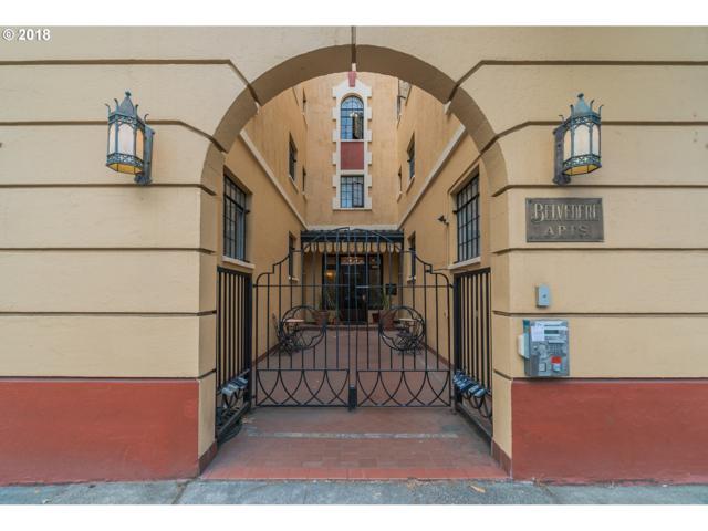 2829 SE Belmont St #306, Portland, OR 97214 (MLS #18491201) :: McKillion Real Estate Group