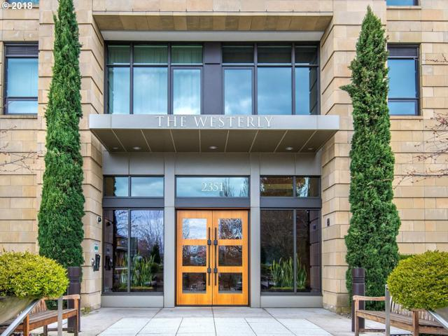 2351 NW Westover Rd #408, Portland, OR 97210 (MLS #18496636) :: Next Home Realty Connection