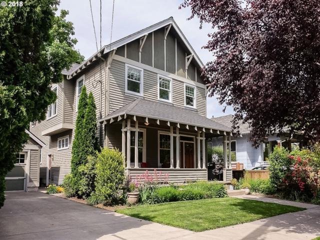 1325 SE Bidwell St, Portland, OR 97202 (MLS #18509432) :: Portland Lifestyle Team