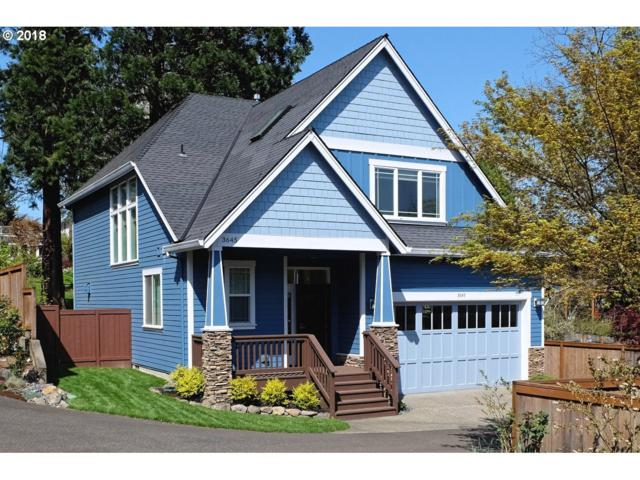 3645 SW Baird St, Portland, OR 97219 (MLS #18514582) :: R&R Properties of Eugene LLC