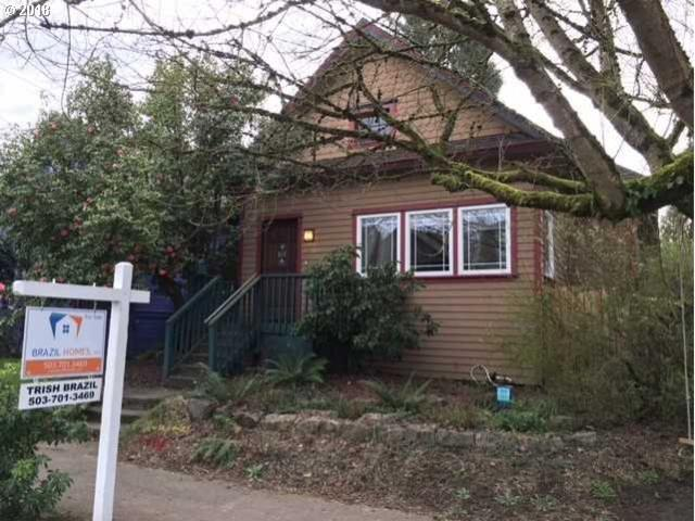 3636 SE Morrison St, Portland, OR 97214 (MLS #18518758) :: Next Home Realty Connection