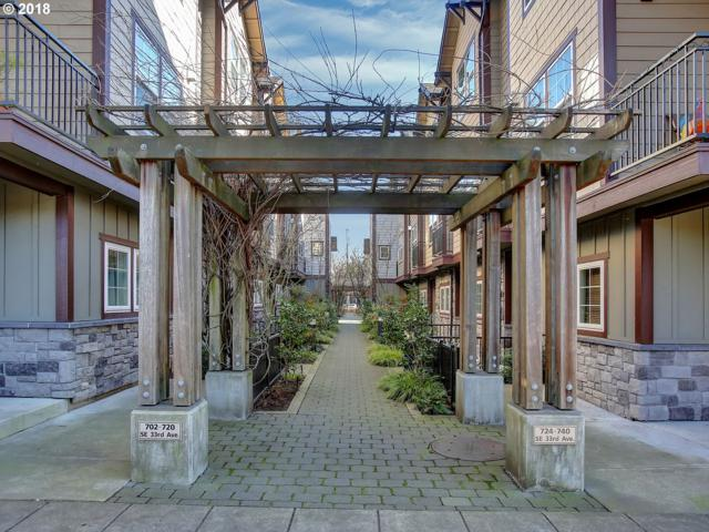 736 SE 33RD Ave #16, Portland, OR 97214 (MLS #18532150) :: Next Home Realty Connection