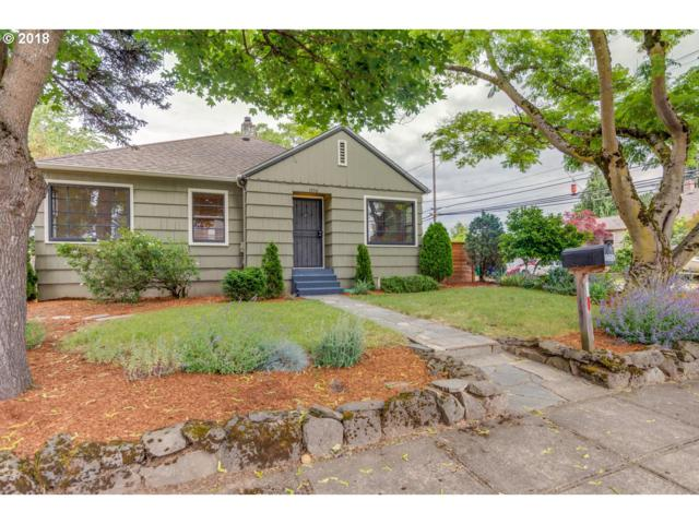 1206 NE 79TH Ave, Portland, OR 97213 (MLS #18549262) :: Fox Real Estate Group