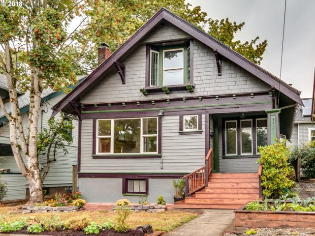 5125 SE Madison St, Portland, OR 97215 (MLS #18560028) :: The Dale Chumbley Group
