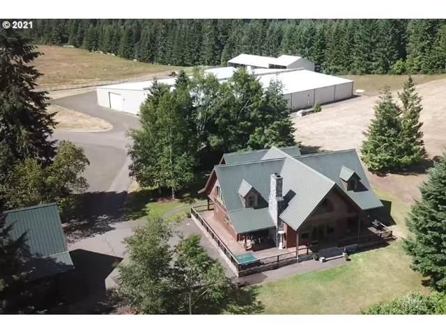 24187 Sertic Rd, Veneta, OR 97487 (MLS #18566504) :: Real Tour Property Group