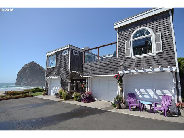1868 Pacific St, Cannon Beach, OR 97110 (MLS #18569238) :: McKillion Real Estate Group