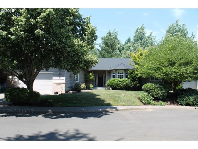 12221 SE Mapleleaf Ct, Clackamas, OR 97015 (MLS #18571100) :: Matin Real Estate