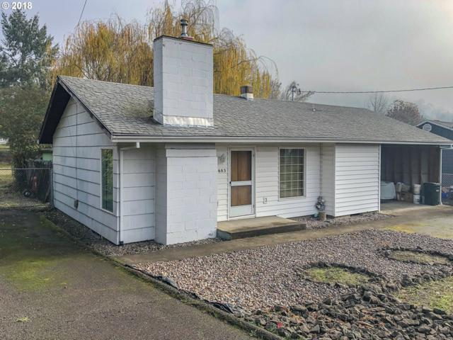 1683 NE Hollis St, Roseburg, OR 97470 (MLS #18576339) :: Townsend Jarvis Group Real Estate
