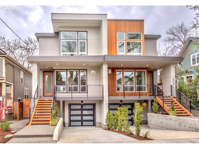 4027 NE 8TH Ave, Portland, OR 97212 (MLS #18586699) :: The Dale Chumbley Group