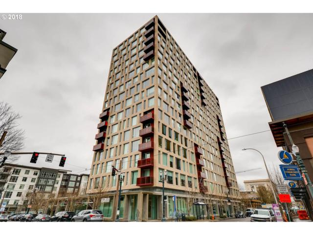 937 NW Glisan St #1034, Portland, OR 97209 (MLS #18587475) :: Portland Lifestyle Team