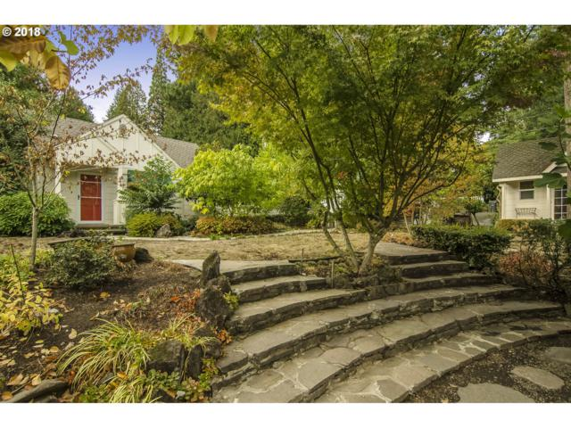 7515 SW Canyon Rd, Portland, OR 97225 (MLS #18587682) :: McKillion Real Estate Group